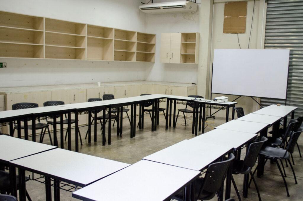 Edificio Principal del ITAE: Sala Alternativa
