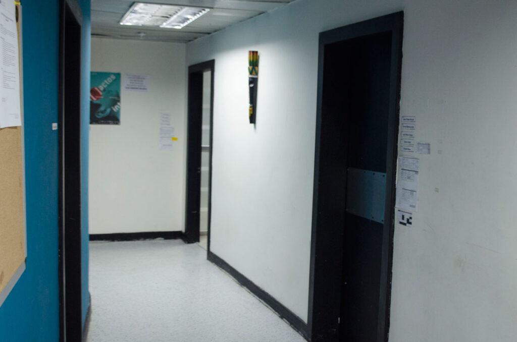 Edificio Principal del ITAE: Oficina de docentes (4)