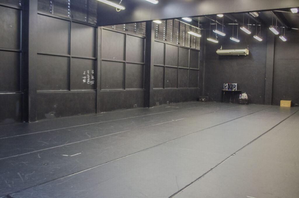 Edificio Principal del ITAE: Sala Experimental